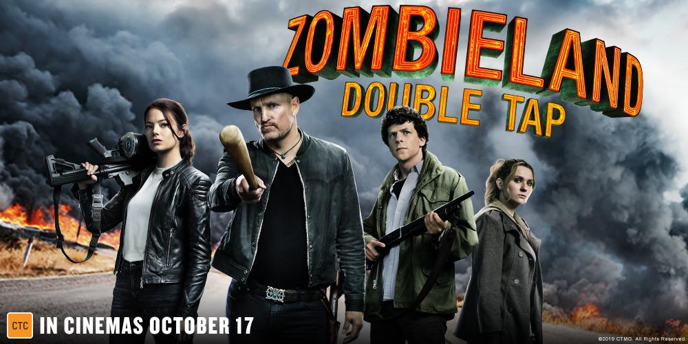 Sinopsis Zombieland: Double Tap – Kembalinya Petualangan Melawan Zombie
