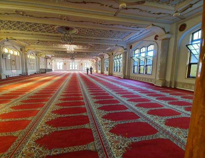Agen Sajadah Karpet Masjid Meteran Di Depok