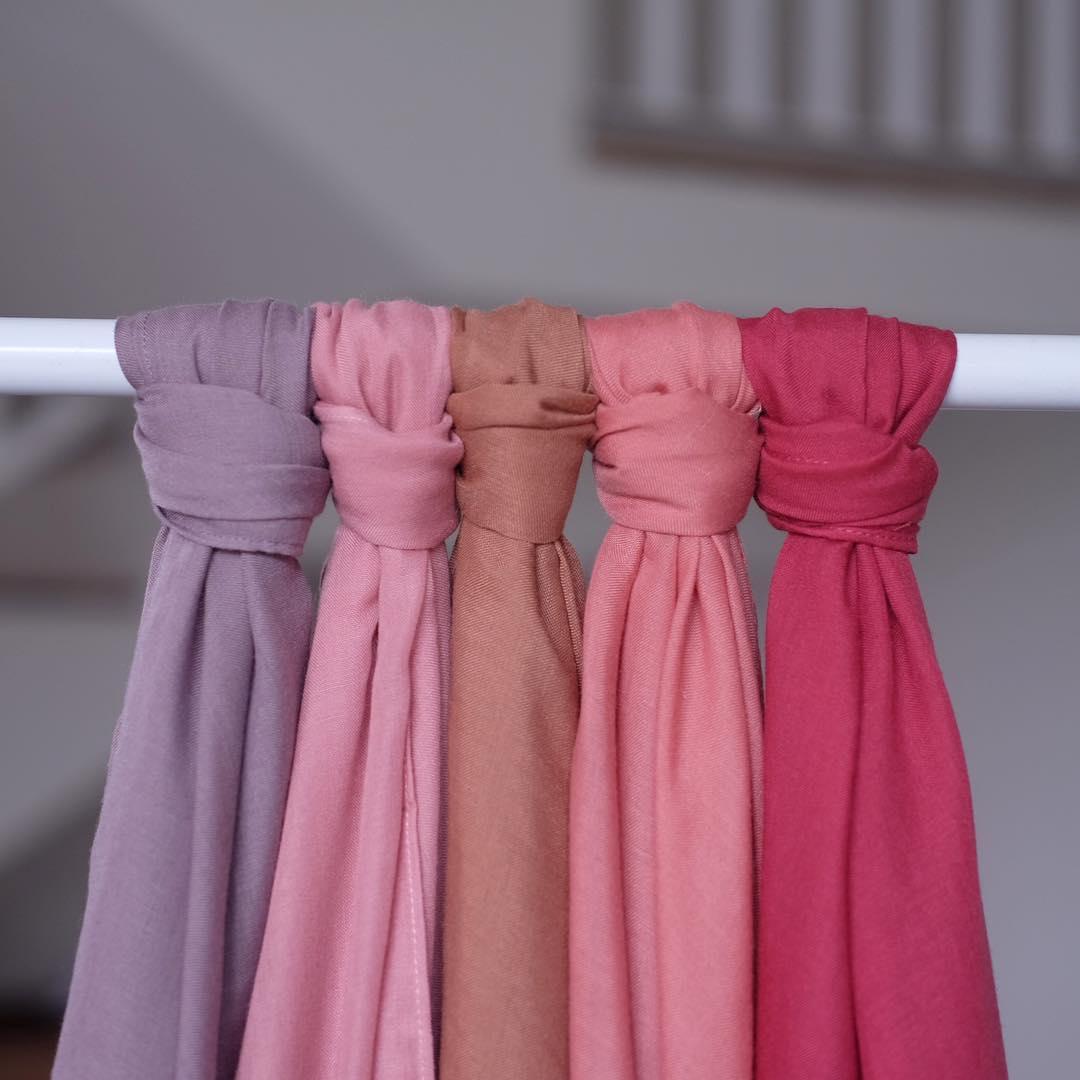 Mengenal Voal Premium, Bahan Terbaik Untuk Hijab Printing