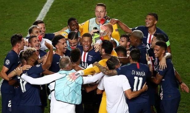 Semangat Mbappe Persembahkan Trofi Liga Champions untuk PSG
