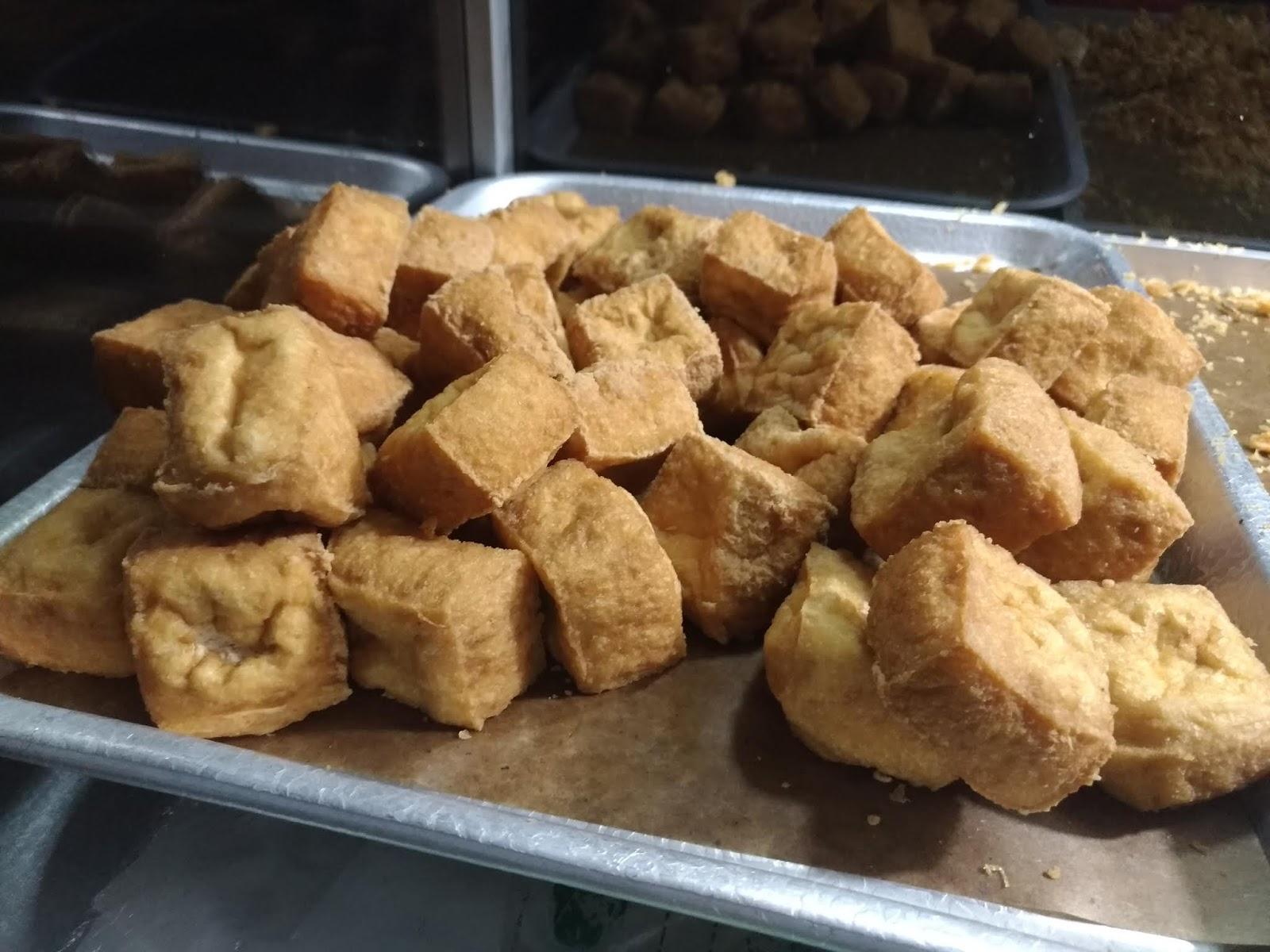 Tahu Susur Crunchy