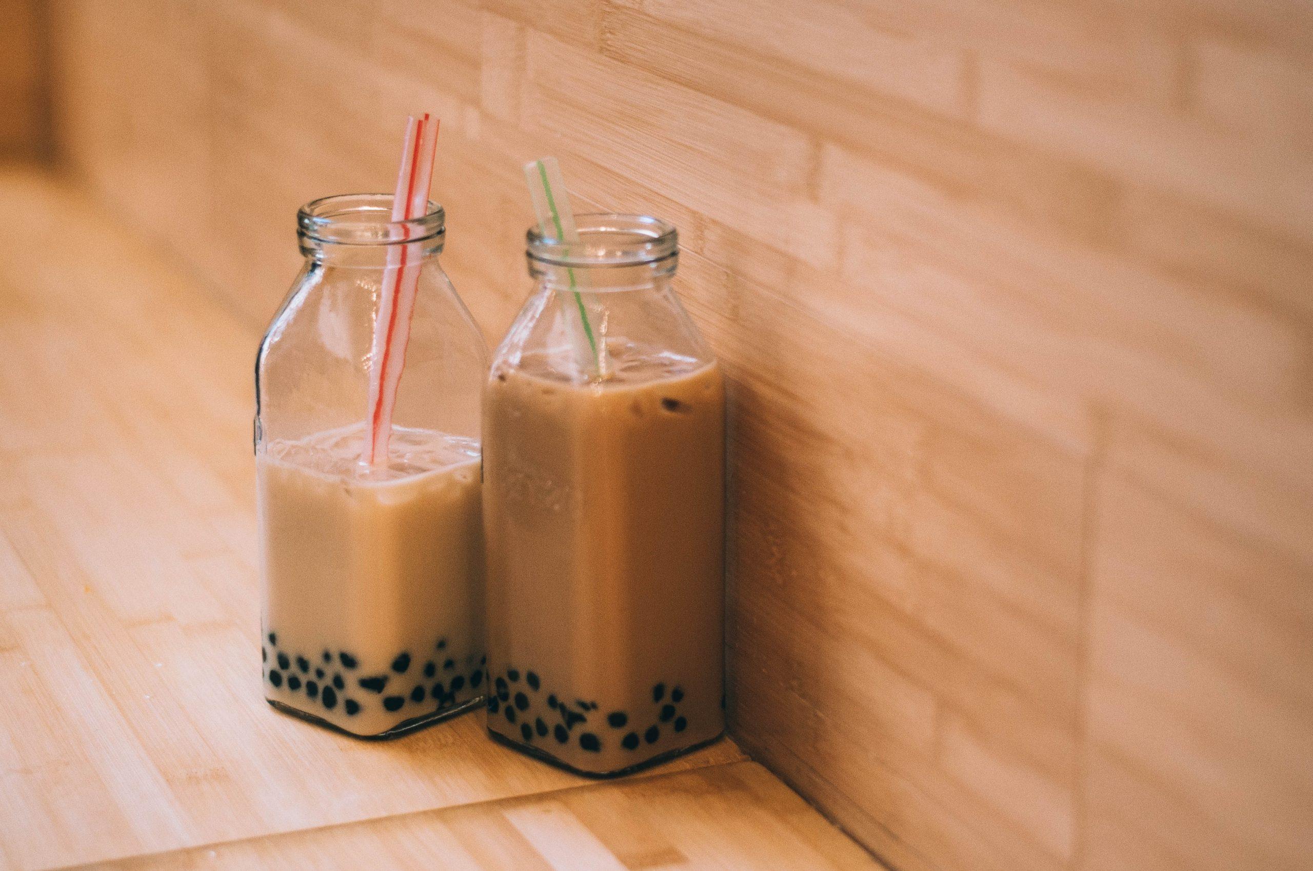 Cara Membuat Boba Milk