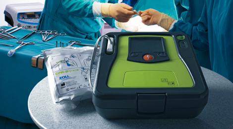 opsi perawatan defibrillator