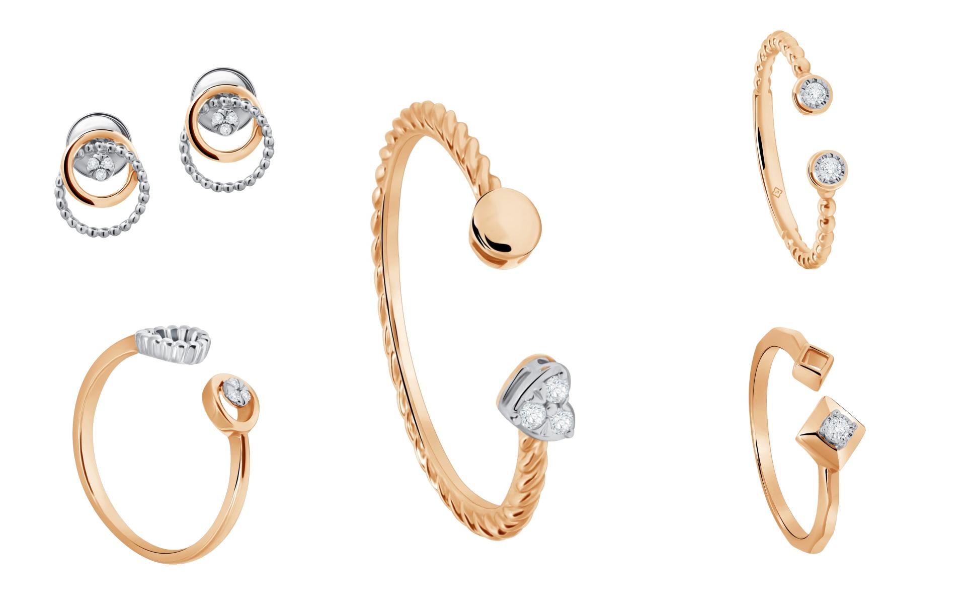 Moela, Koleksi Perhiasan Emas Fashionable dengan Harga dari Sejutaan!