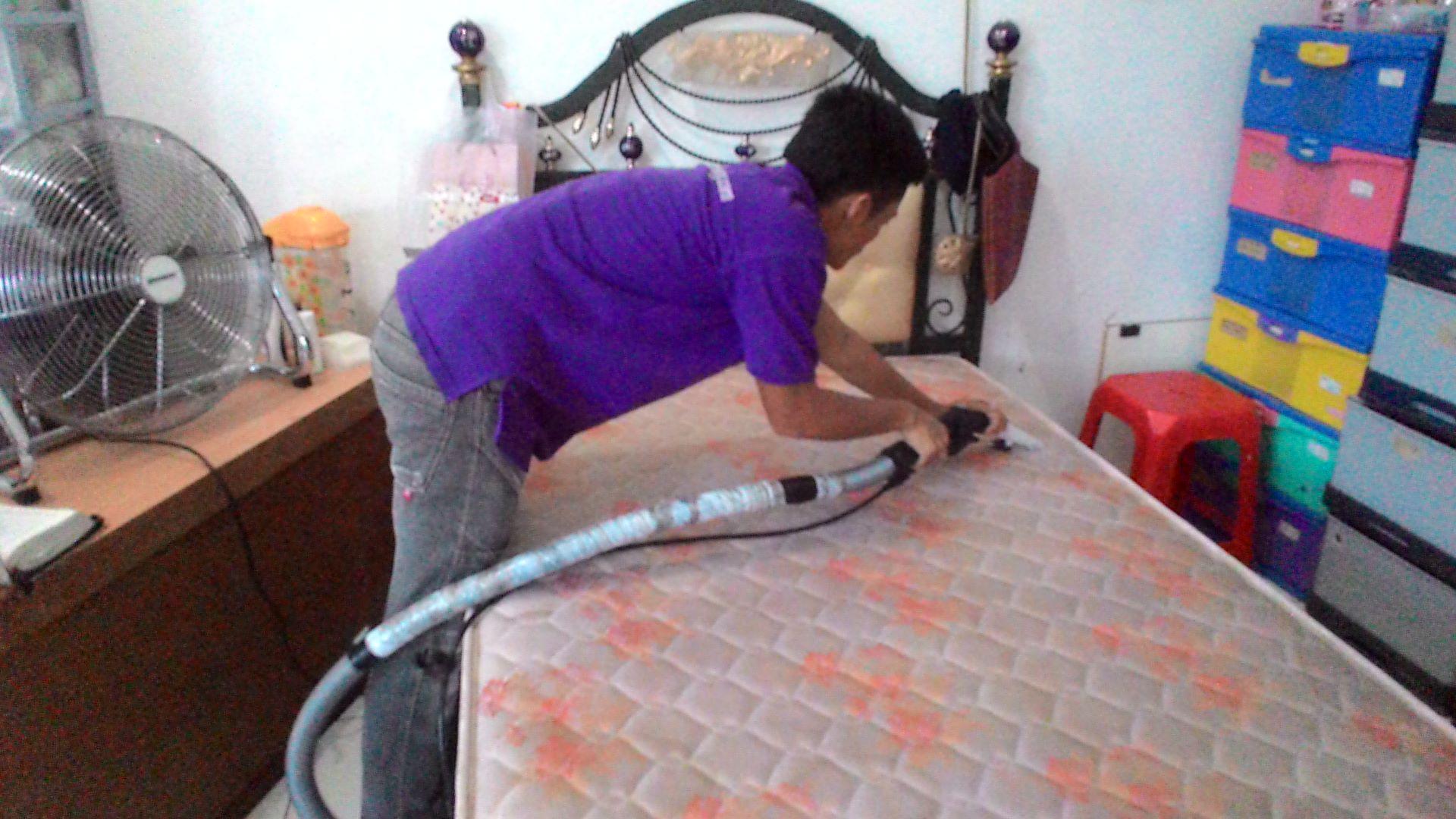 Cara Keringkan Spring Bed