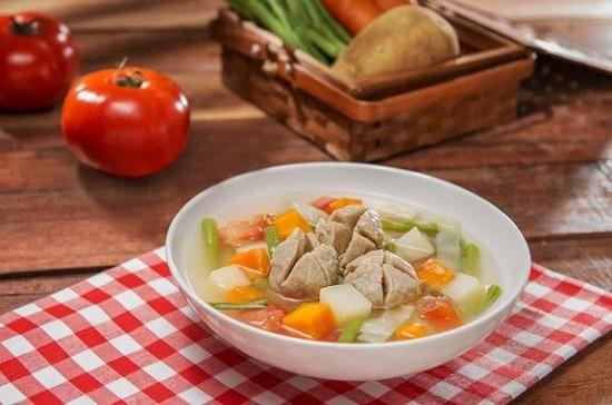 resep sayur sop bakso royco mudah