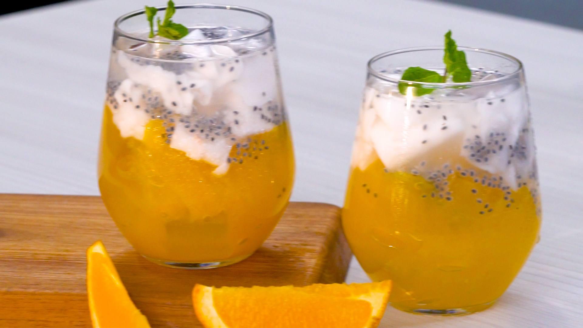 Resep Minuman Dari Kelapa Muda