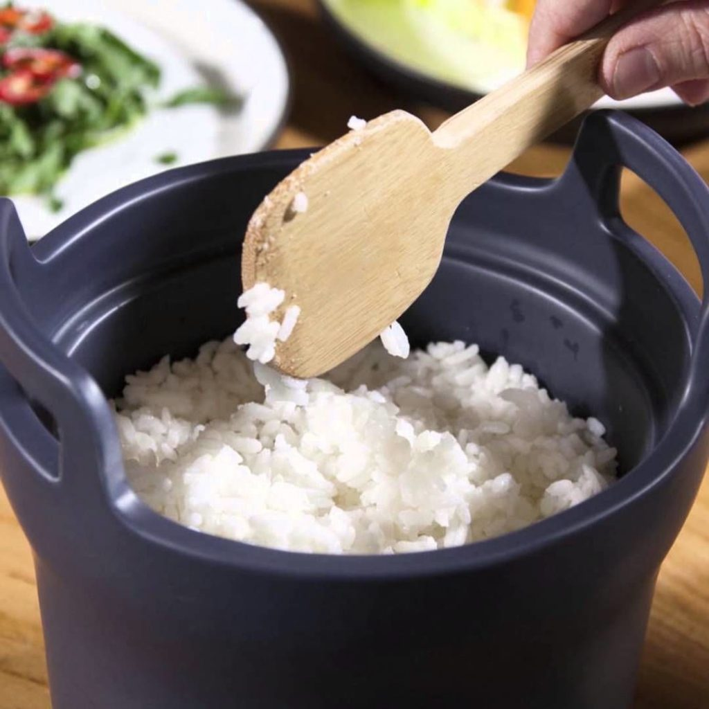 Cara Masak Nasi di Panci