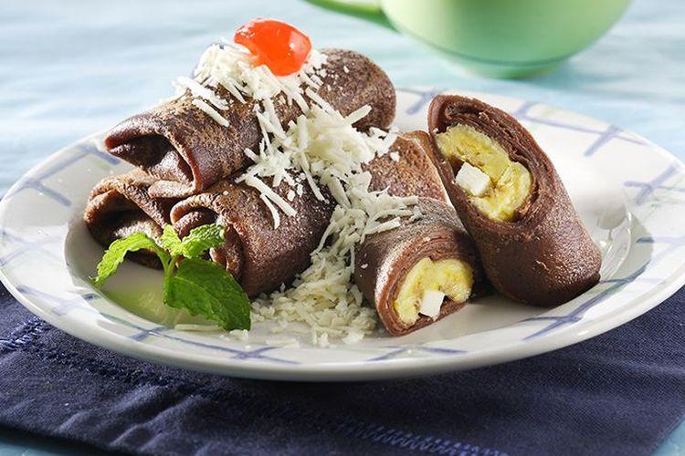 cara-membuat-dadar-gulung-pisang-coklat